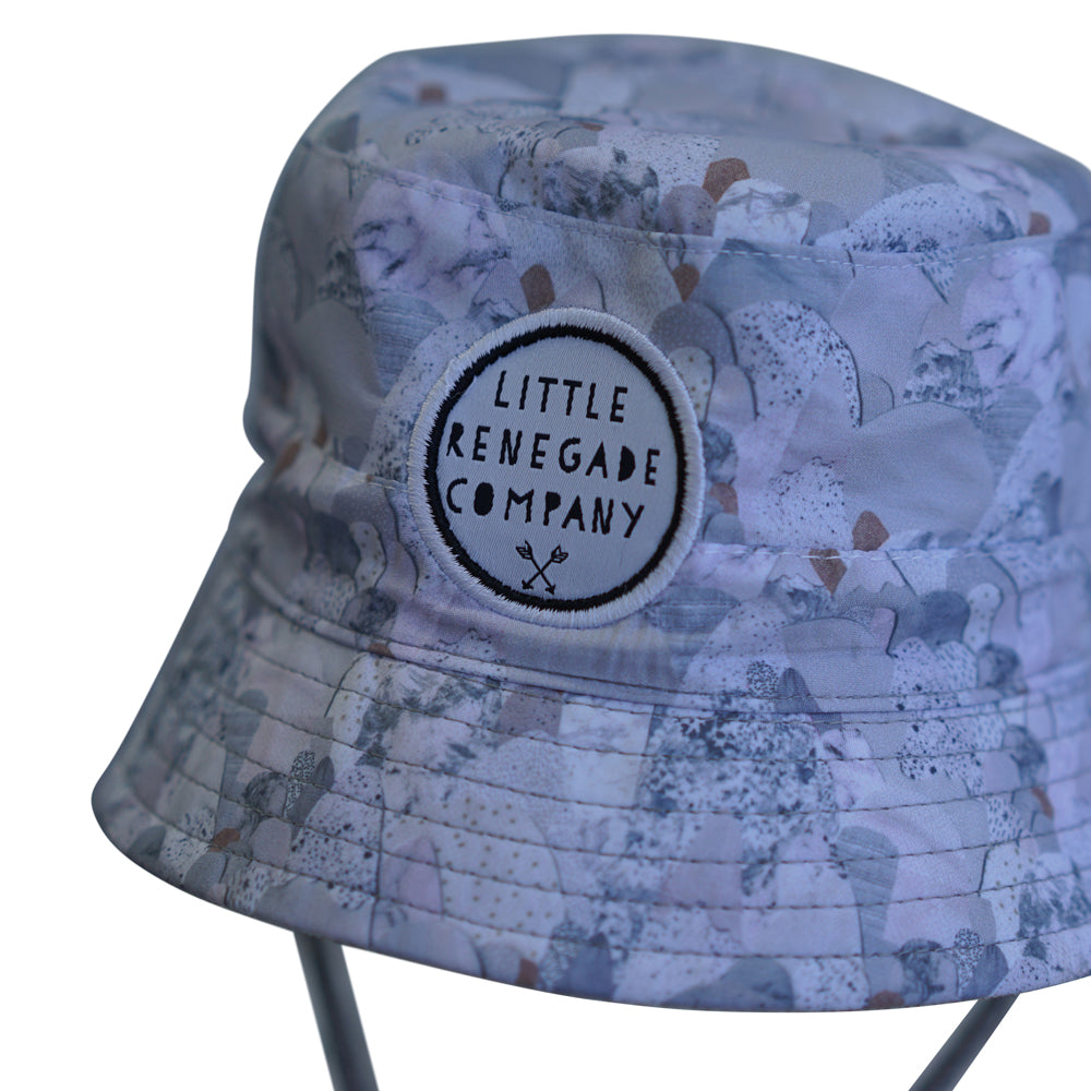 Little Renegade Company Snowday Reversible Bucket Hat (Last Size Maxi)