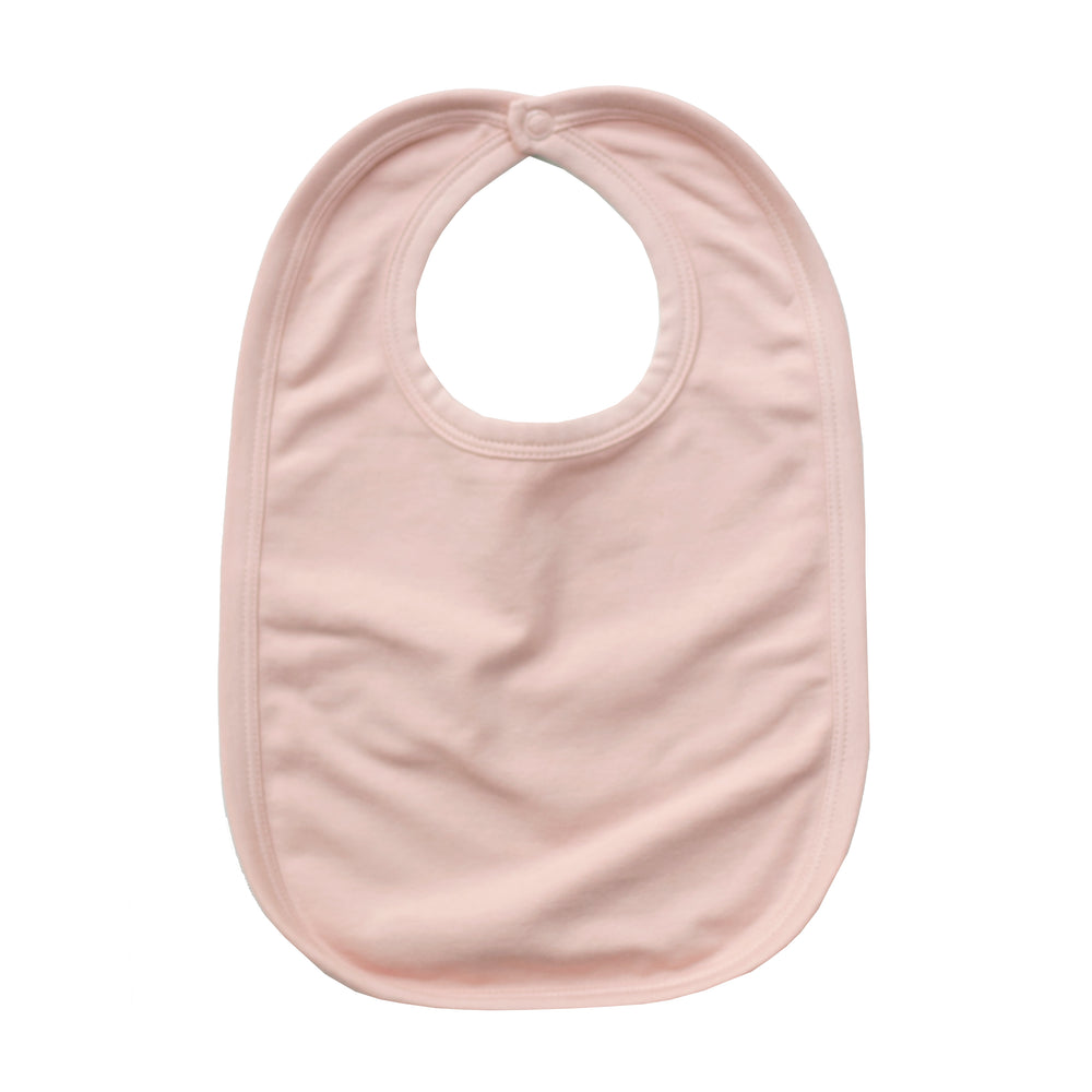 Burrow & Be Bib Dusky Rose