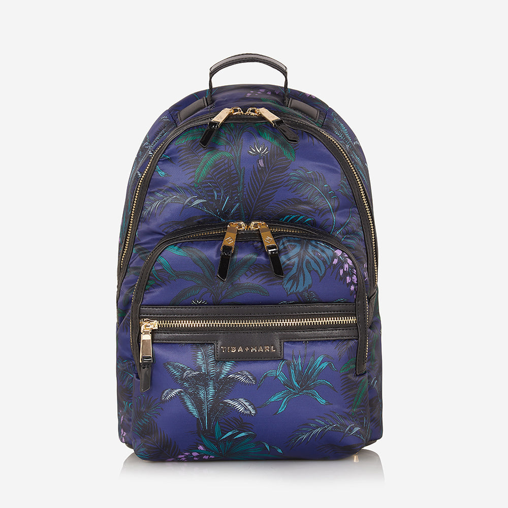 Tiba + Marl Elwood Backpack Botanical