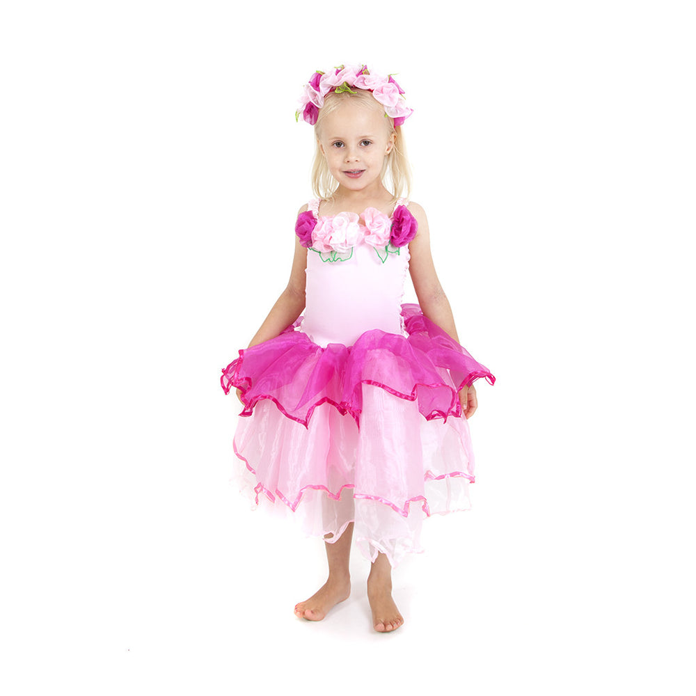Sugarplum Princess Dress Light Pink