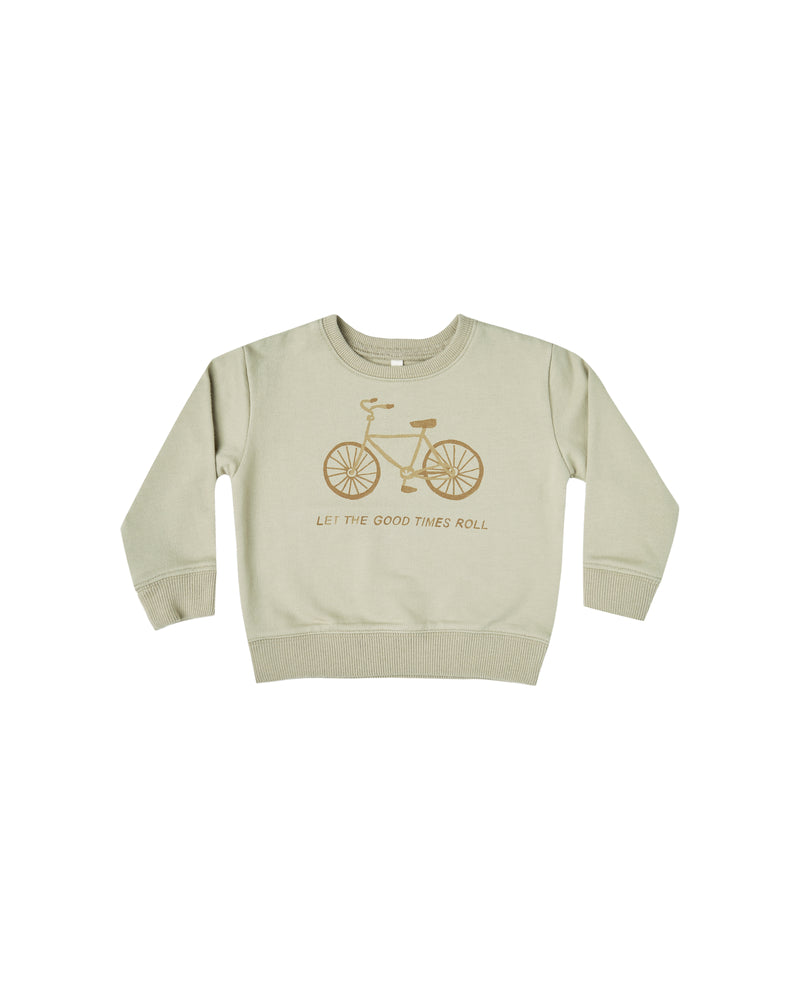 Rylee & Cru Terry Sweatshirt Bike