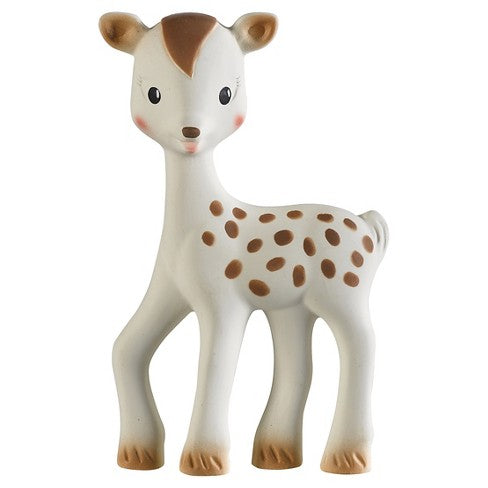 Sophie the Giraffe Fanfan the Fawn Teether