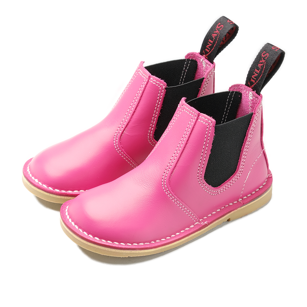 McKinlays Hunter Jnr Hot Pink