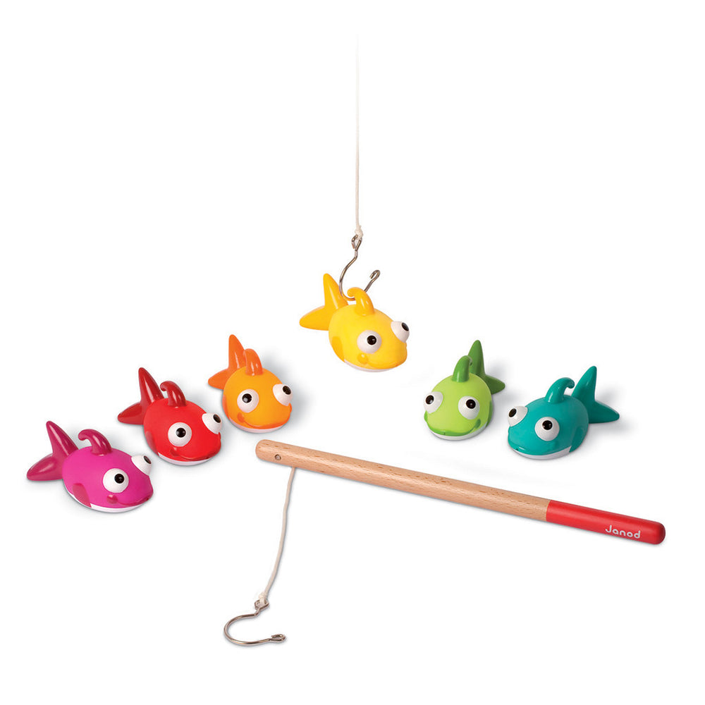 Fishy Fishing Game