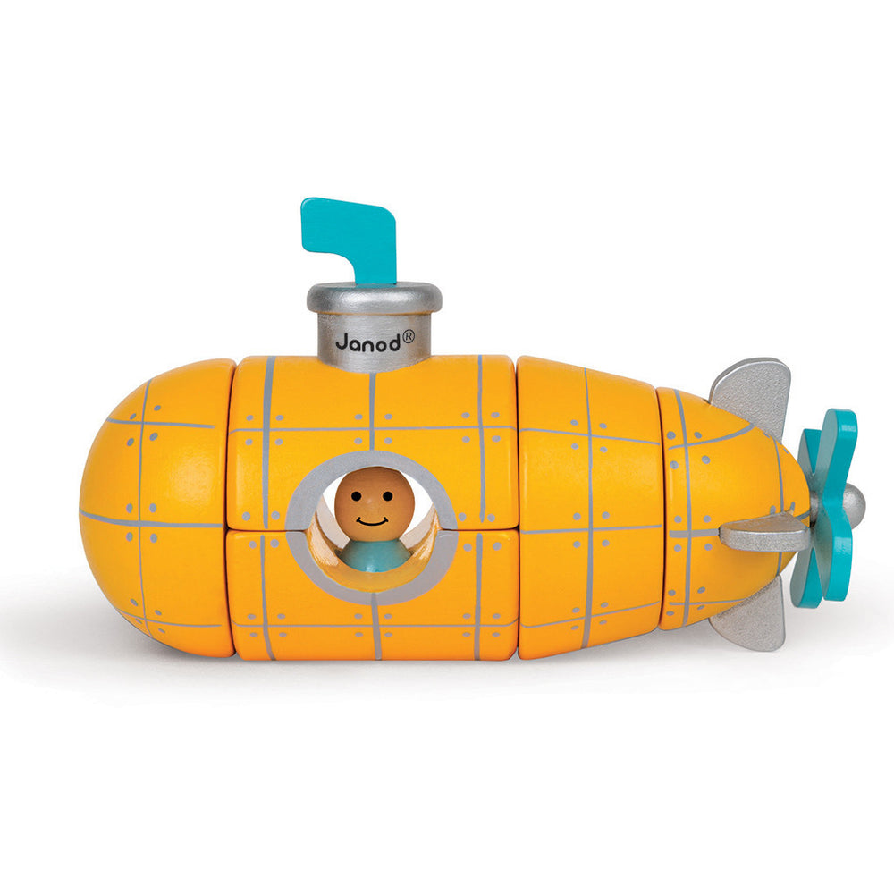 Magnetic Kit Submarine