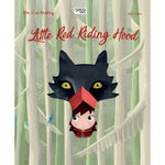Little Red Riding Hood Die Cut Out Book