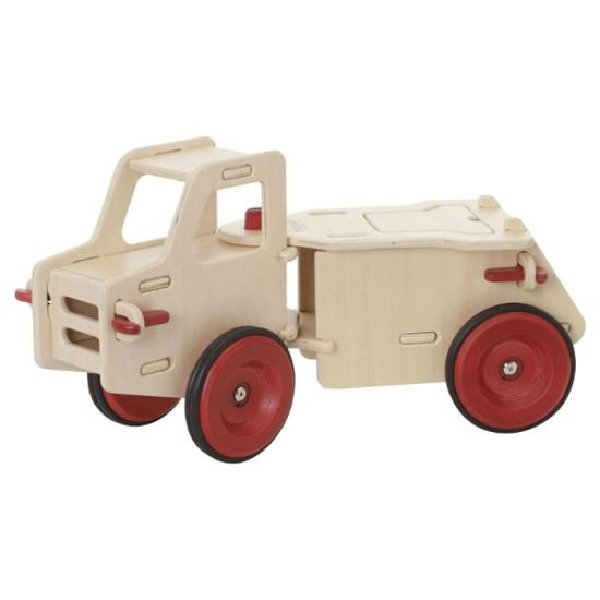 Moover Ride-On Dump Truck Natural