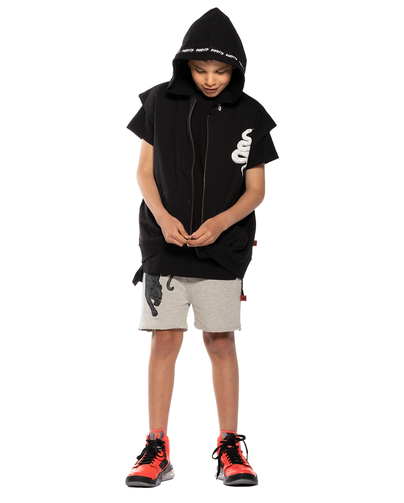 Band of Boys Bandits My Anaconda Sleeveless Hood