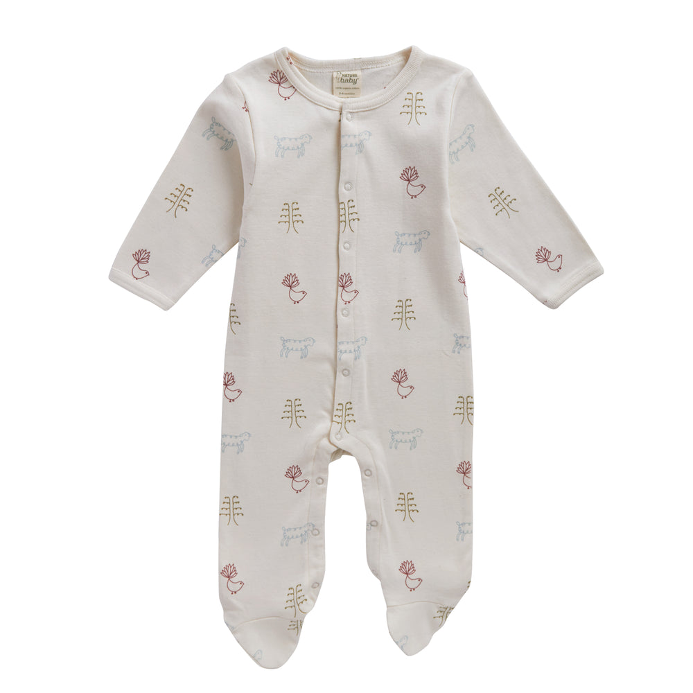 Nature Baby Stretch & Grow Nature Baby Print