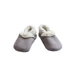 Nature Baby Lambskin Booties Grey