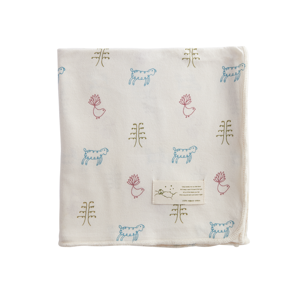 Nature Baby Cotton Wrap Nature Baby Print