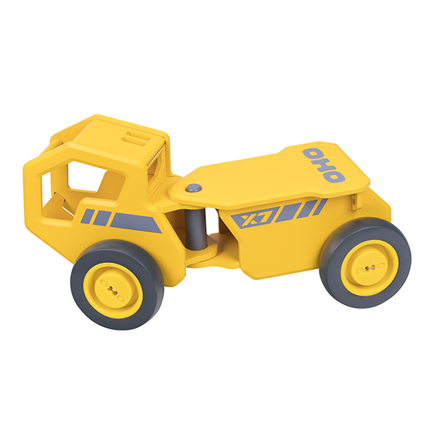 Moover OHO Ride-On Dump Truck Yellow