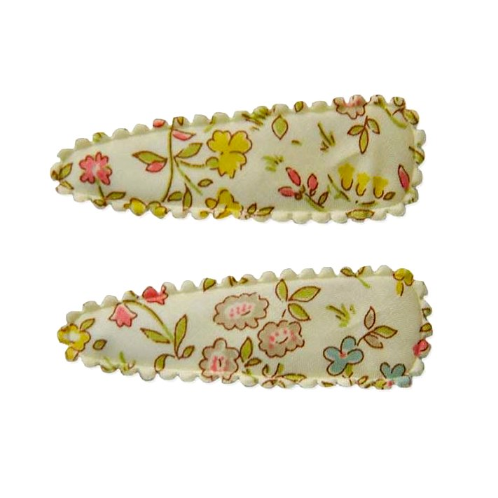 Polly Liberty Twin Snap Danish Floral