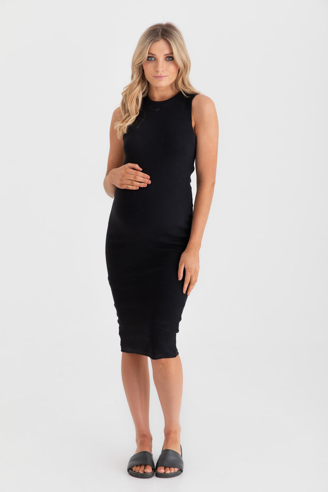 Legoe Portugal Dress Black (Last Size 10)