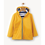Hatley Splash Jacket Yellow & Navy