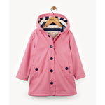 Hatley Splash Jacket Pink & Navy