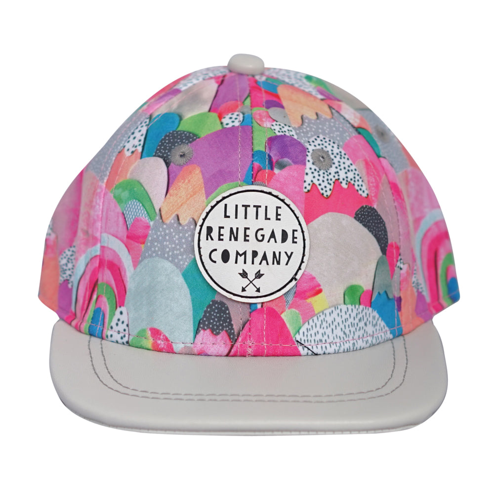 Little Renegade Company Sugar Mountains Cap