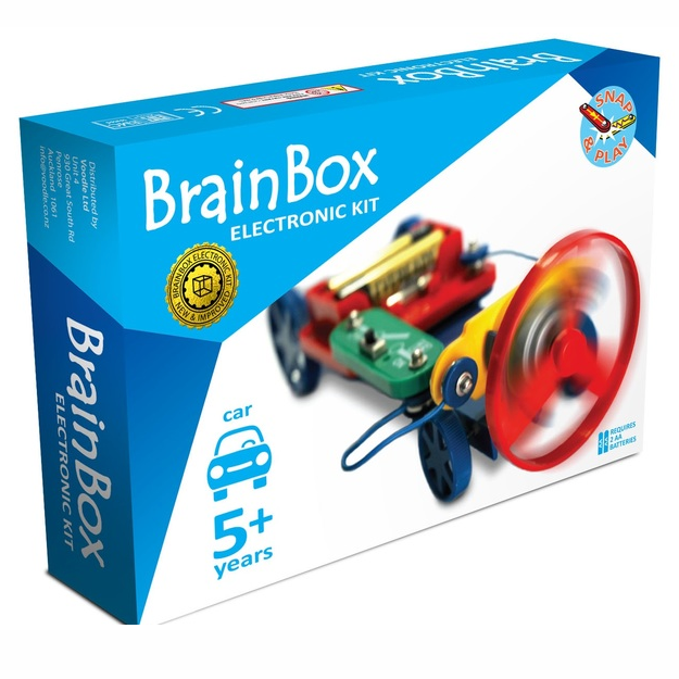 Brain Box Car Kit