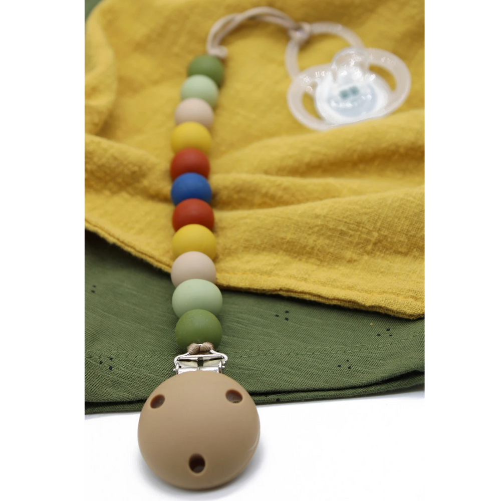 Lulu + Lala Dummy Chain Woodland