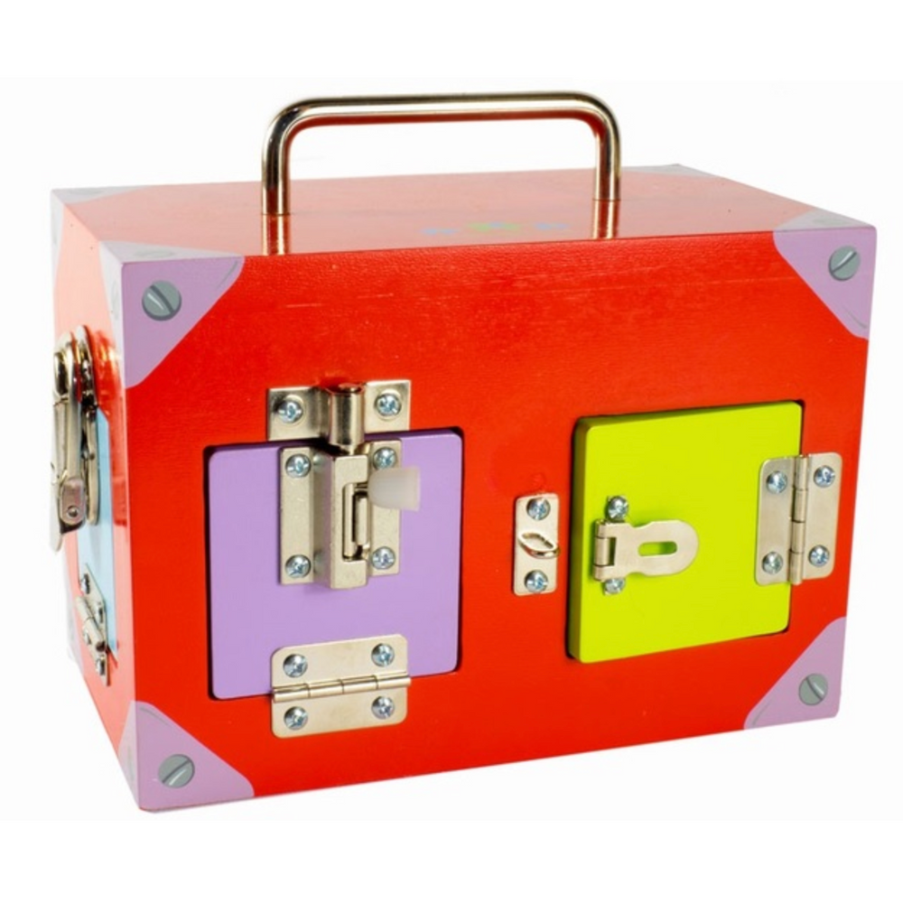 Mamagenius Red Lock Activity Box
