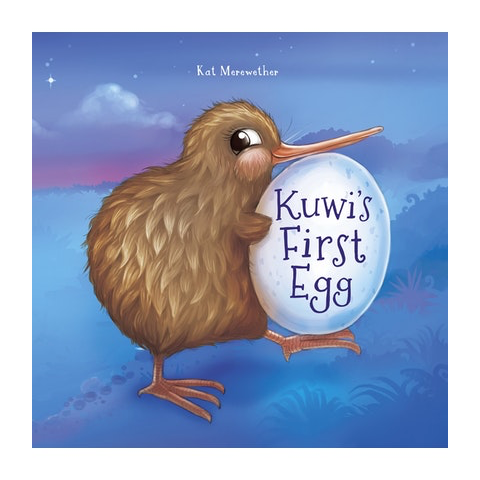 Kuwi's First Egg