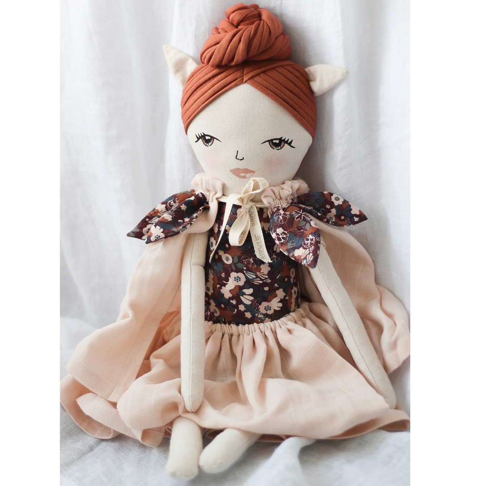 Burrow & Be Zaria Pixie Doll