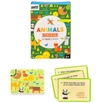 Le Petit Collage Trivia Cards Animals