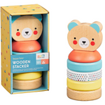 Le Petit Collage Wooden Bear Stacker