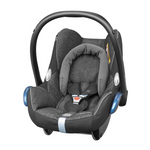 Maxi Cosi Cabriofix Triangles Black