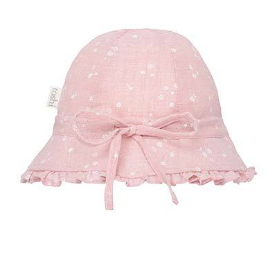 Toshi Bell Hat Milly Blush