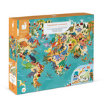 Janod Educational Dinosaur Puzzle