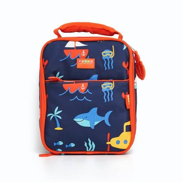 Penny Scallan Bento Cooler Bag Anchor