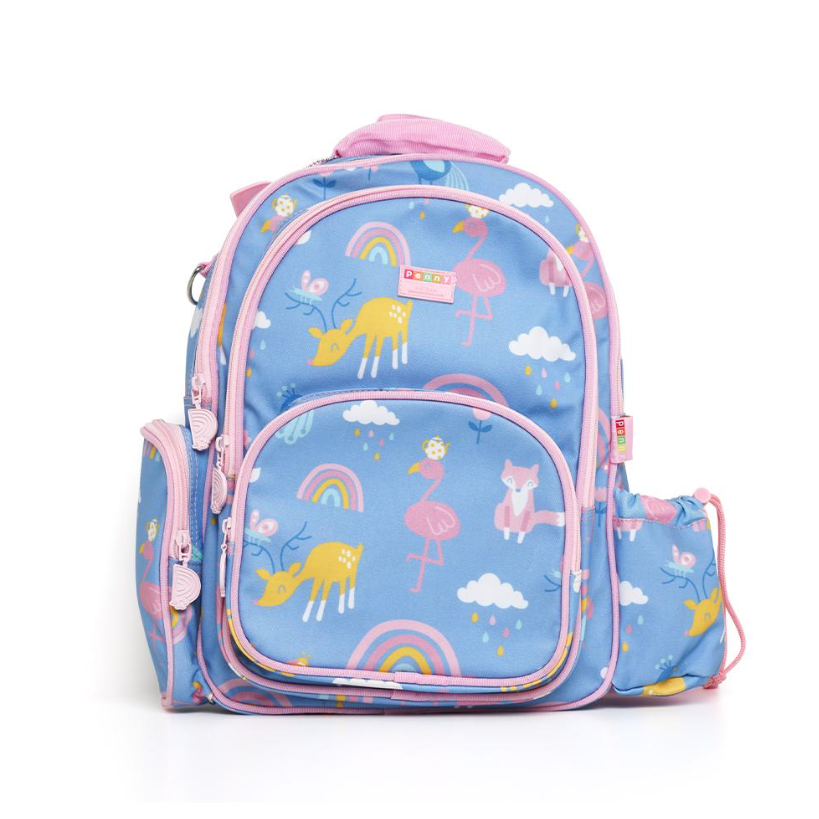 Penny Scallan Large Backpack Rainbow