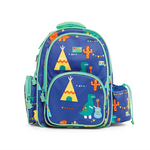 Penny Scallan Large Backpack Dino Rock