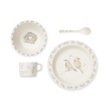 CAM CAM Bamboo Tableware Set Bird Theme
