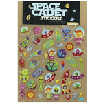 Space Cadet Stickers
