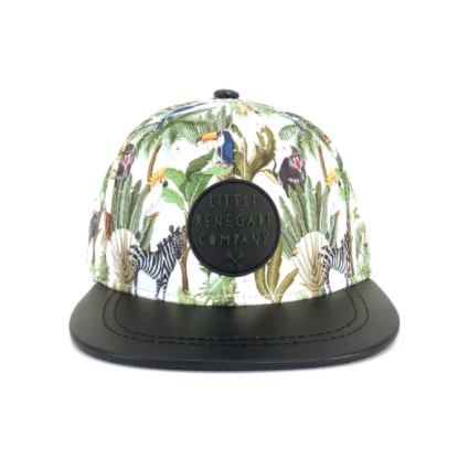 Little Renegade Company Jungle Fever Cap