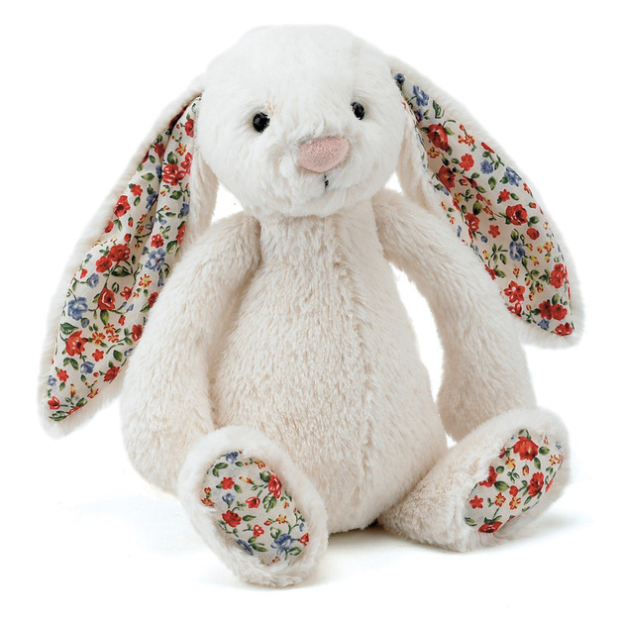 Blossom Bashful Bunny Cream Small