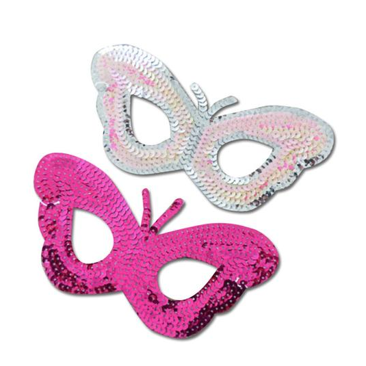 Butterfly Sparkle Mask
