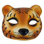 Tiger Woodland Masks