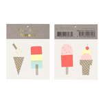 Meri Meri Ice Cream Tattoos