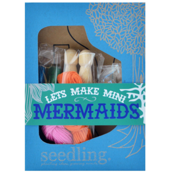 Let's make Mini Mermaids