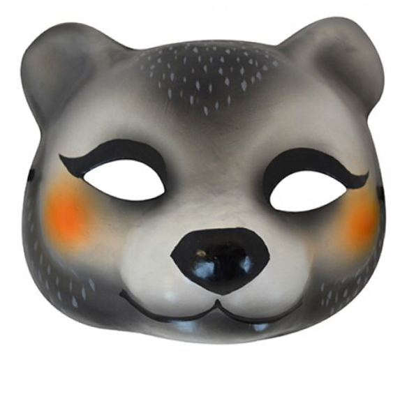 Bear Woodland Mask