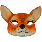 Fox Woodland Mask