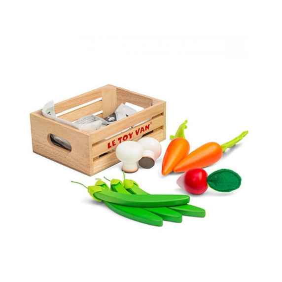 Le Toy Van Harvest Vegetables