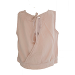 Burrow & Be Singlet Dusty Rose