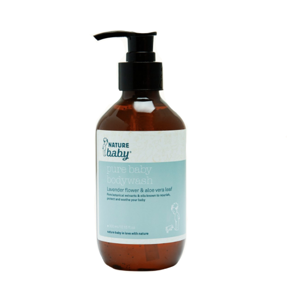 Nature Baby Body Wash
