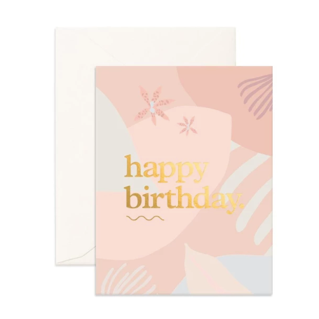 Birthday Collage Greeting Card