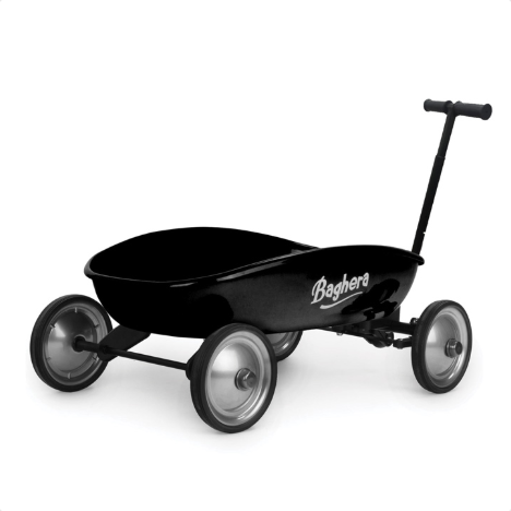 Baghera Great Wagon Black