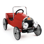 Baghera Pedal Car Red